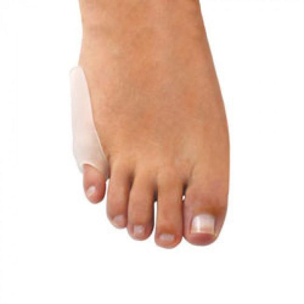 Silipos Antibacterial Tailor's Gel Bunion Cushion 8012