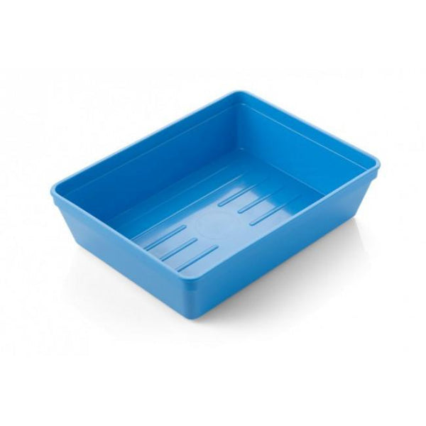 Tray Solid Ribbed Base 20L x 15W x 5.1D cm 1192