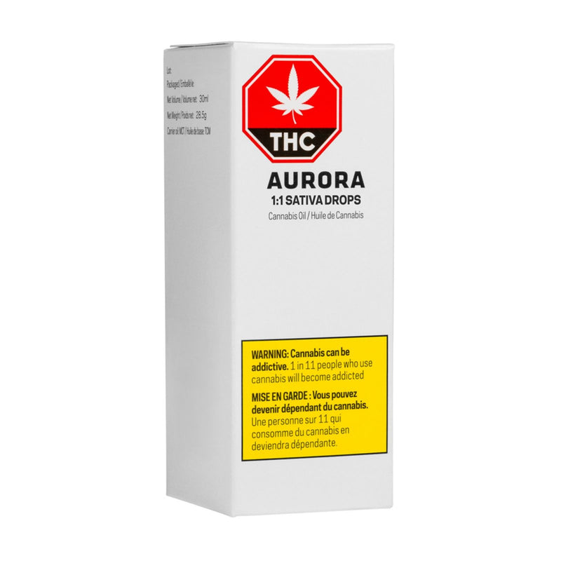 Aurora Sativa Drops