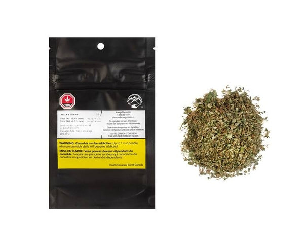 Acreage APL Mixed Blend (Milled) Hybrid Dried Flower