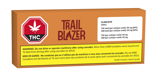 Trailblazer Flash Stix Pre-Rolls