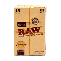 RAW Classic Artesano 1.25 Papers