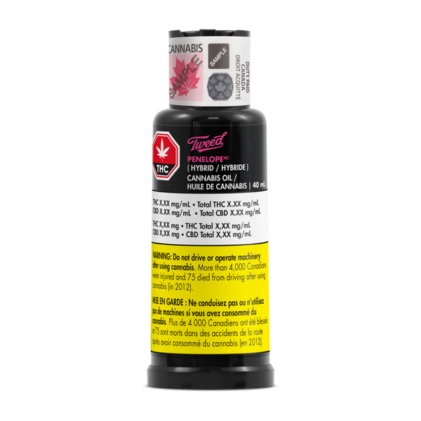 Tweed Penelope Oral Spray