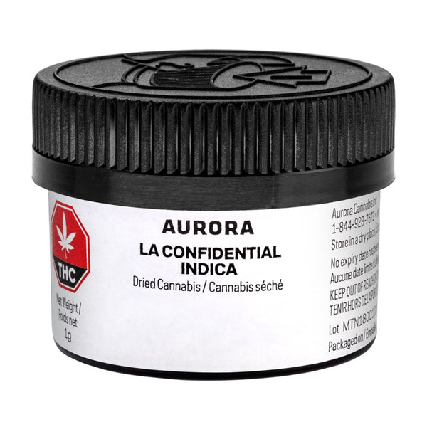 Aurora LA Confidential Indica Dried Flower