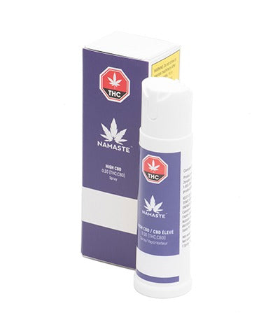 Namaste High CBD Oral Spray