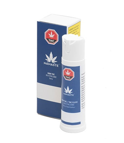 Namaste High THC Oral Spray