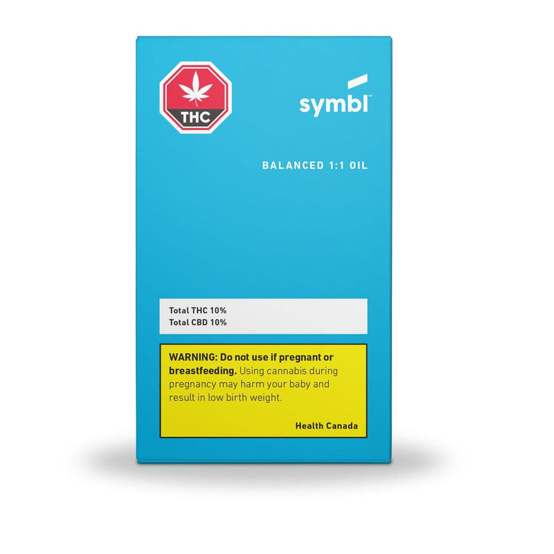 SYMBL Balanced 1:1 Oil