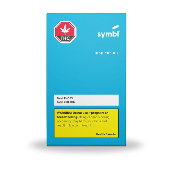 SYMBL High CBD Oil