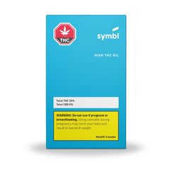 SYMBL High THC Oil