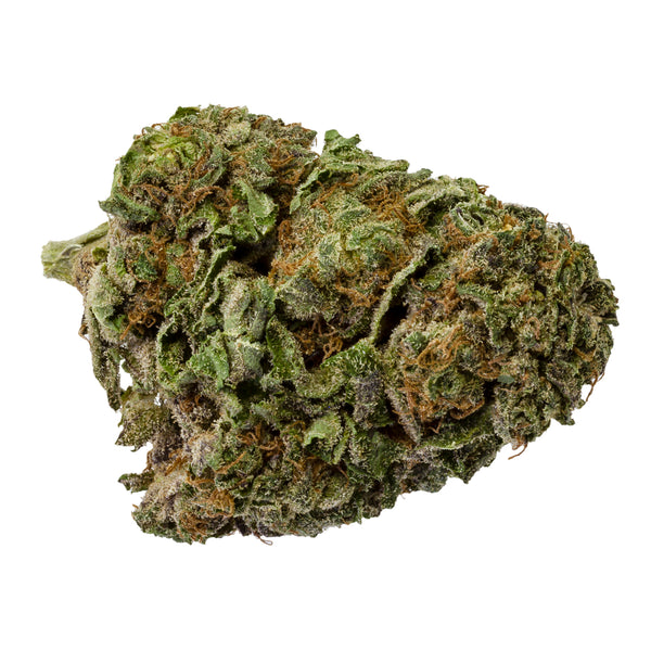 Emerald White Rhino Indica Dried Flower