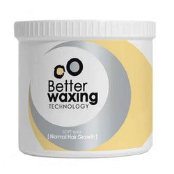 Just Care Beauty Products Better Waxing Creme Warm Wax Pack of 3 x 425g