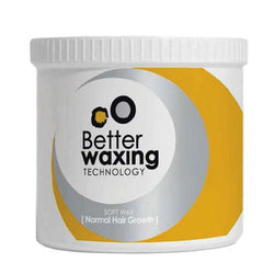 Just Care Beauty Products Better Waxing Natural Honey Warm Wax Pack of 3 x 425g