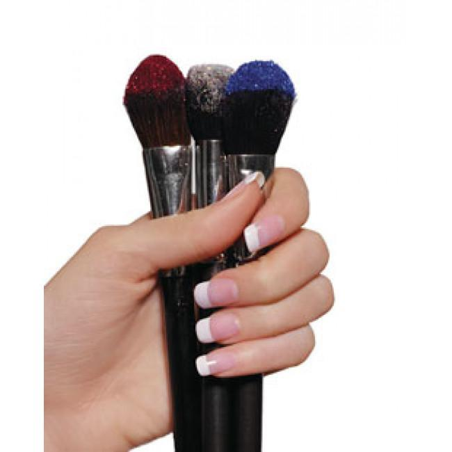 Just Care Beauty Products Brushes A2 Poster