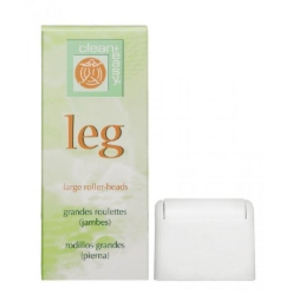 Just Care Beauty Products CE Leg Roller Head Large 3 Pack