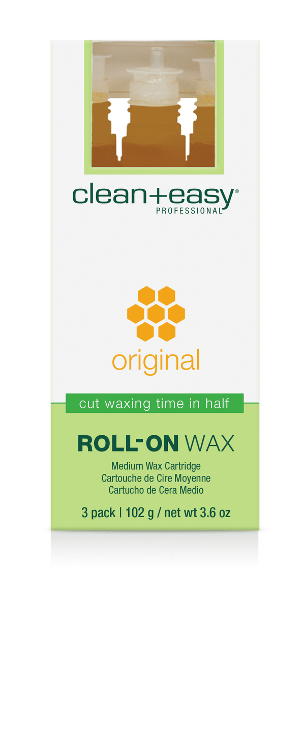 CE Original Wax Refill Medium 3 Pack