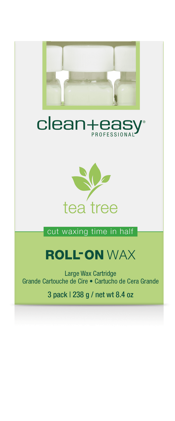 Just Care Beauty Products Clean And Easy Tea Tree Refills 3 Pack