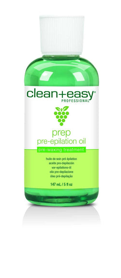 Just Care Beauty Products Clean  Easy Pre-Epilation Oil 147ml
