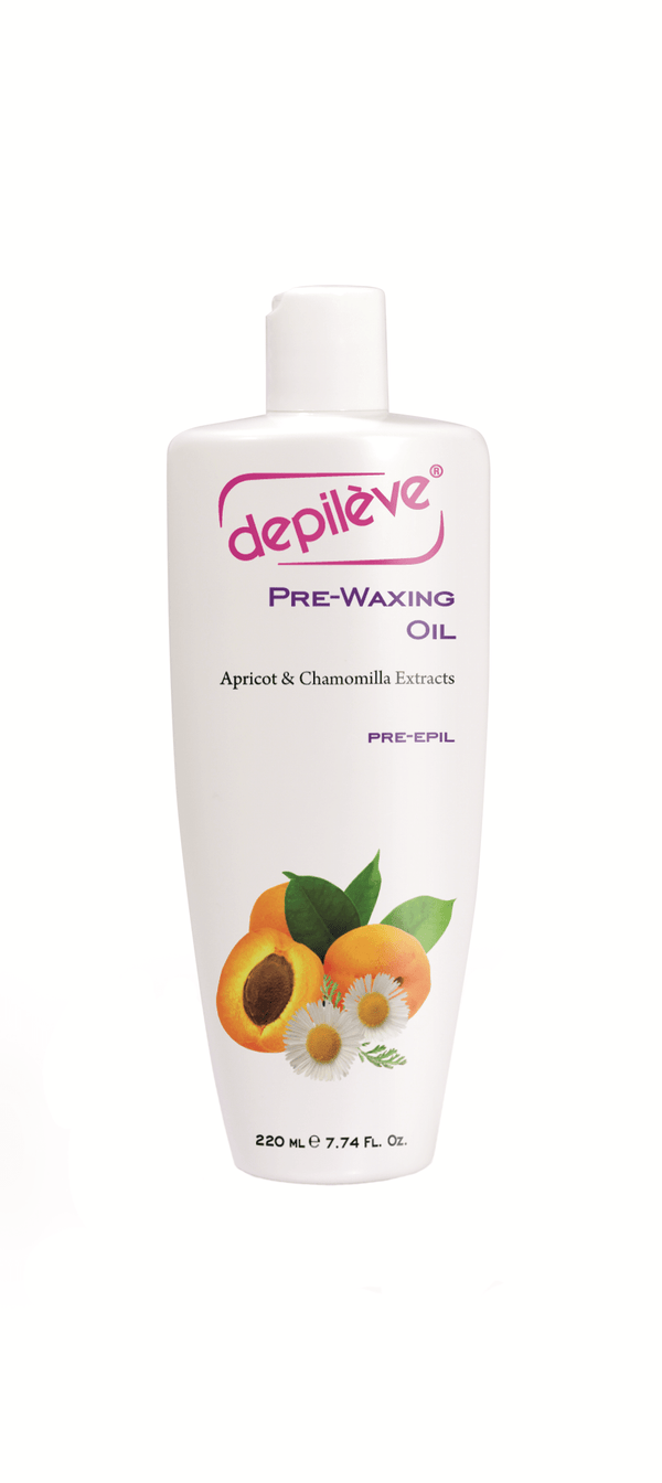 Depileve Products Depileve Pre Waxing Oil 220ml
