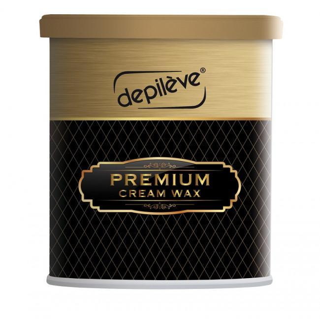 Just Care Beauty Products Depileve Premium Cream Wax 800g