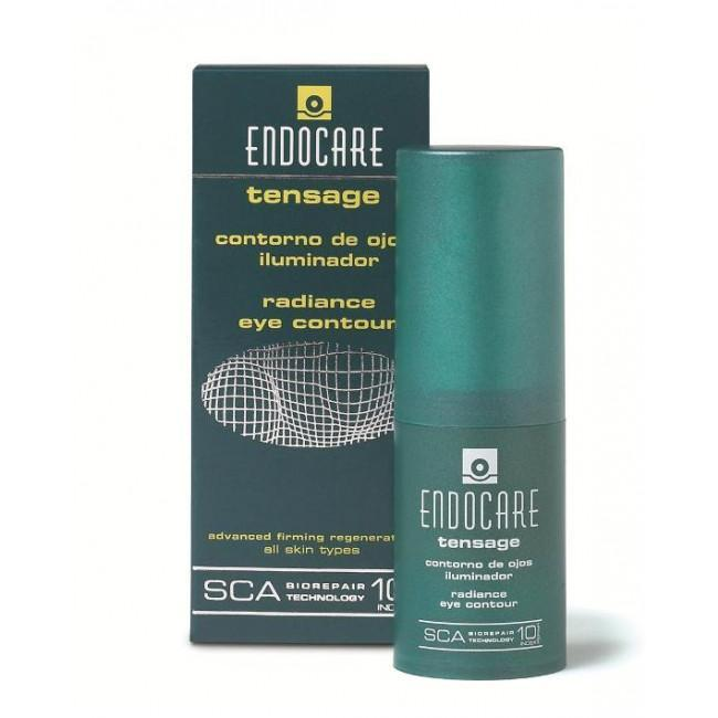 Just Care Beauty Aesthetic Skincare Endocare Tensage Radiance Eye Contour 15ml