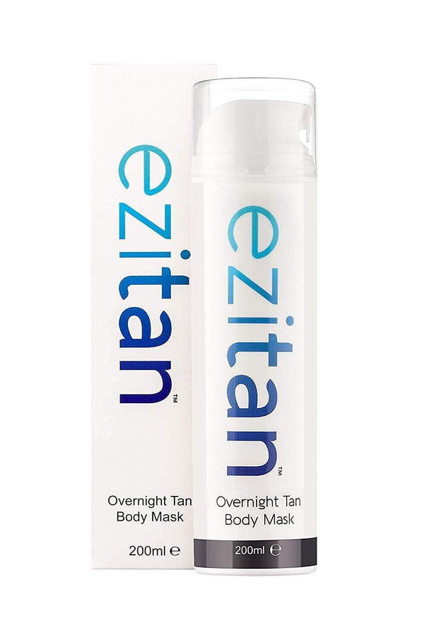 Ezitan Products Ezitan Overnight Tan Body Mask 200ml