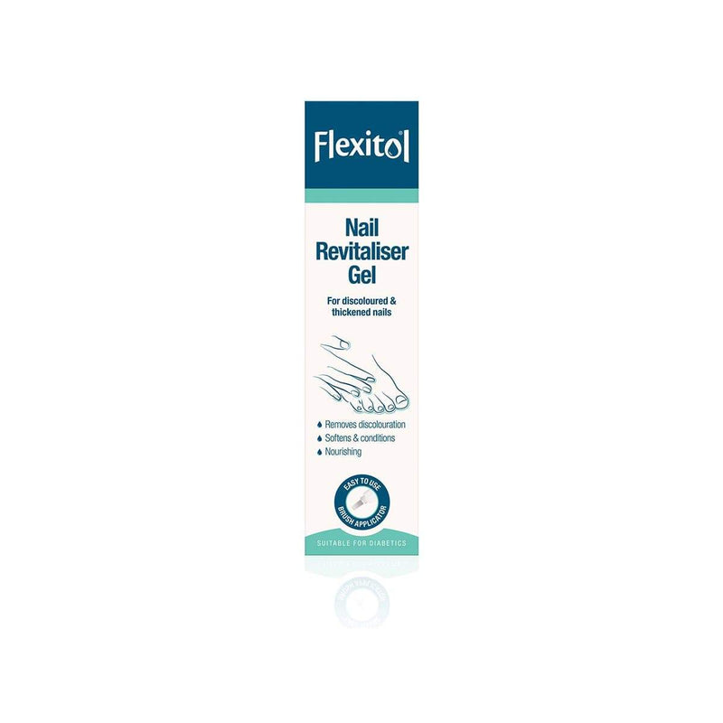 Flexitol Products Flexitol Nail Revitaliser Gel 15g