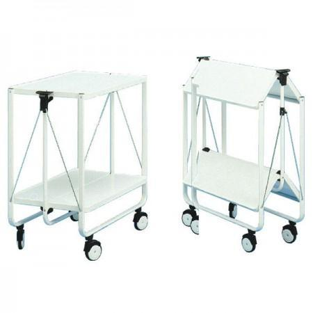 Just Care Beauty Furniture Folding Trolley