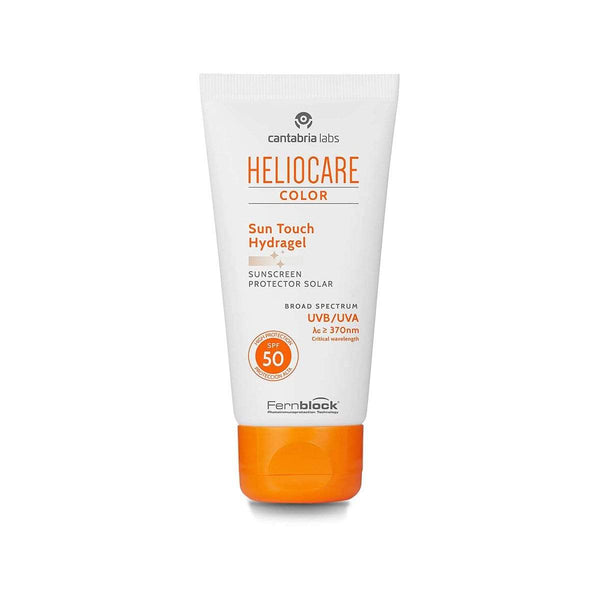 Heliocare On Sale Heliocare Color Sun Touch Hydragel SPF50, 50ml