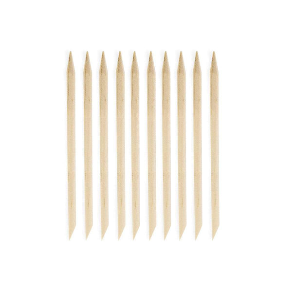 Just Care Beauty Products Hive of Beauty Manicure Sticks, Pk 10