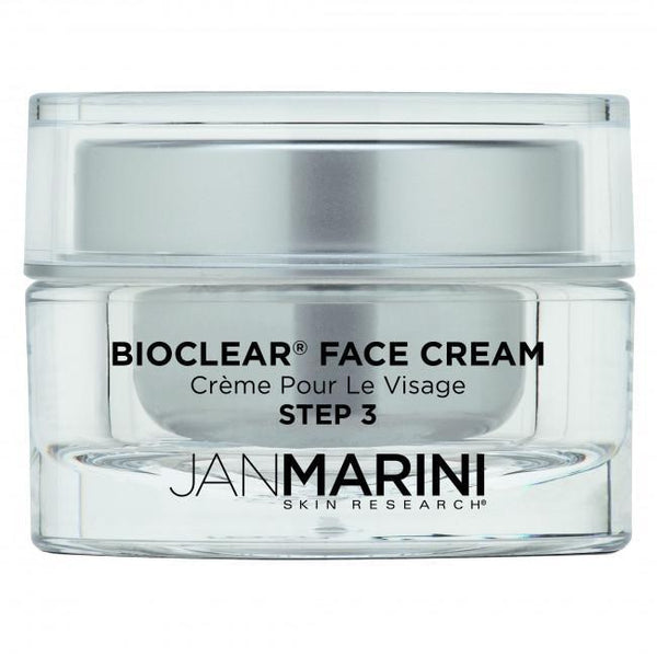 Just Care Beauty Aesthetic Skincare Jan Marini Bioglycolic Bioclear Cream 28g