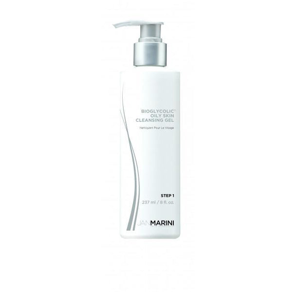 Just Care Beauty Aesthetic Skincare Jan Marini Bioglycolic Oily Skin Cleansing Gel 237ml