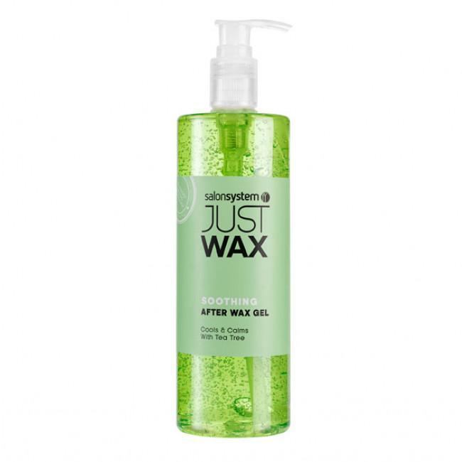 Just Care Beauty Products Just Wax Soothing After Wax Gel 500ml