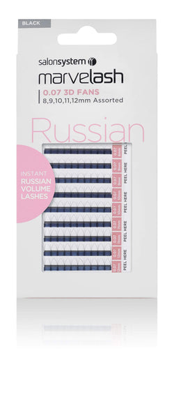 Just Care Beauty Products Marvelash Instant Russian Volume 3D Fan Lashes