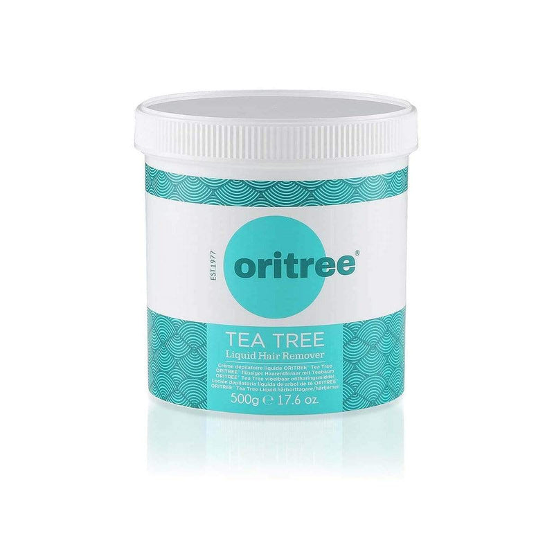 Just Care Beauty Products Oritree Tea Tree Wax 500g