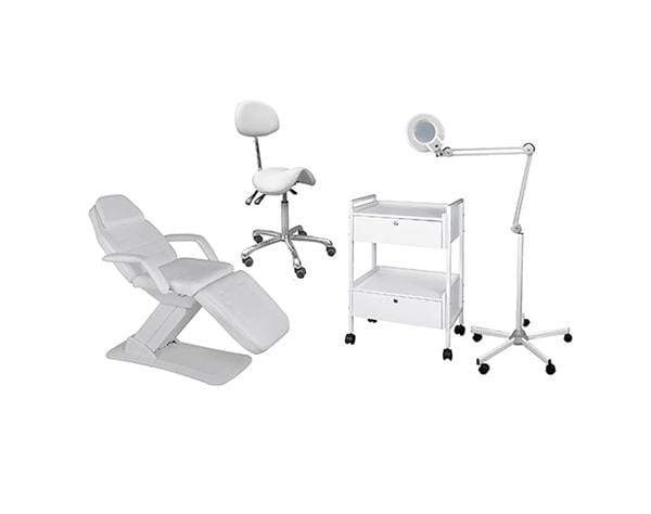 Just Care Beauty Furniture Platinum Salon Package