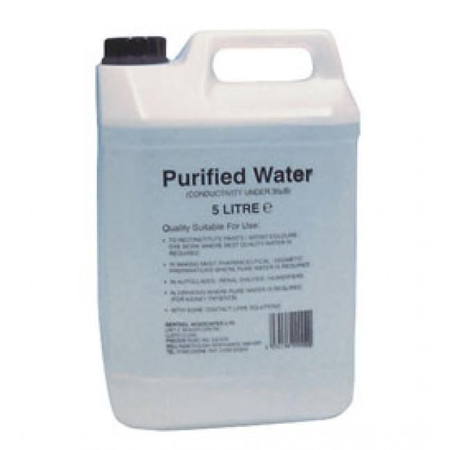 Just Care Beauty Equipment Purified Water 5 Litre
