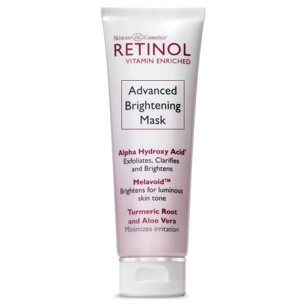 Just Care Beauty Products Retinol Advanced Brightening Mask