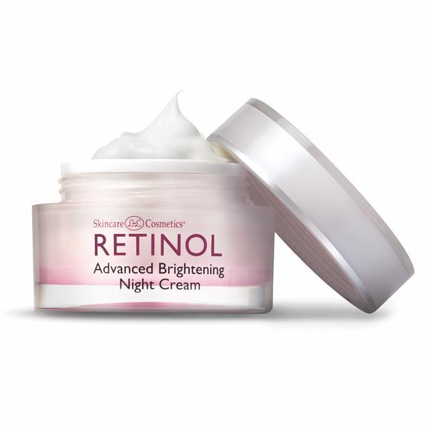 Just Care Beauty Products Retinol Advanced Brightening Night Cream