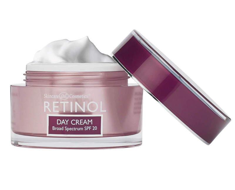 Just Care Beauty Products Retinol Vitamin A Day Cream SPF 20 48g