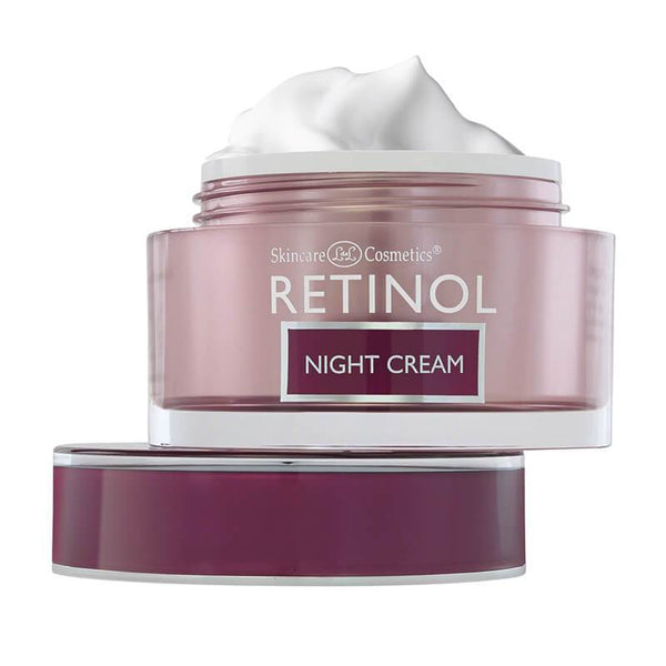 Just Care Beauty Products Retinol Vitamin A Night Cream  48g