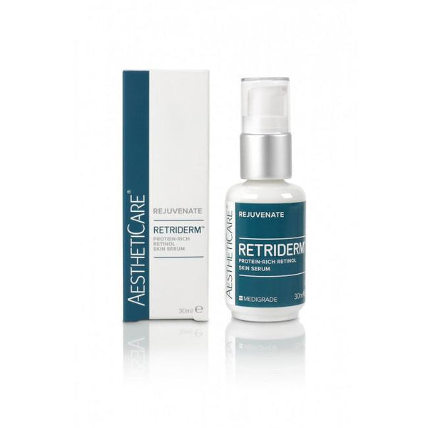 Just Care Beauty Aesthetic Skincare Retriderm Rejuvenate Retinol 0.5% Serum 30ml
