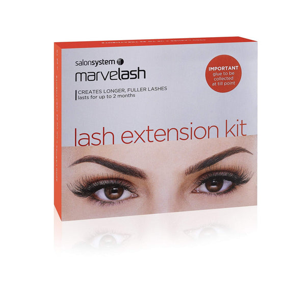 Just Care Beauty Products Salon System Marvel-Lash Eyelash Extension Kit