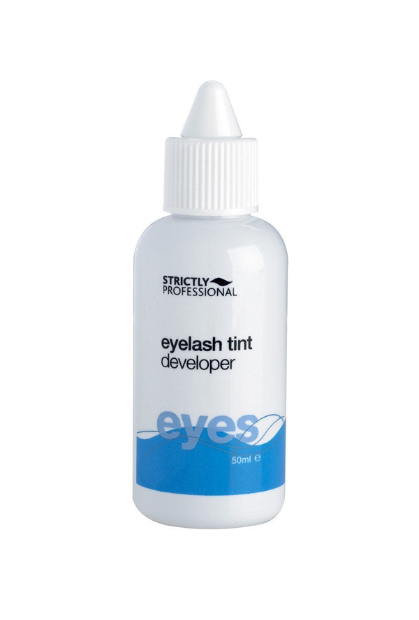 Just Care Beauty Products Strictly Professional Eyelash Tint Developer 50ml