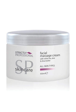 Just Care Beauty Products Strictly Professional Facial Massage Cream 450ml