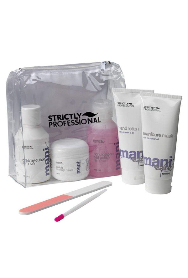 Just Care Beauty Products Strictly Professional Manicure Care Kit