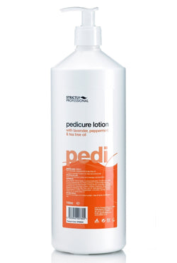 Just Care Beauty Products Strictly Professional Pedicure Lotion 1 Litre