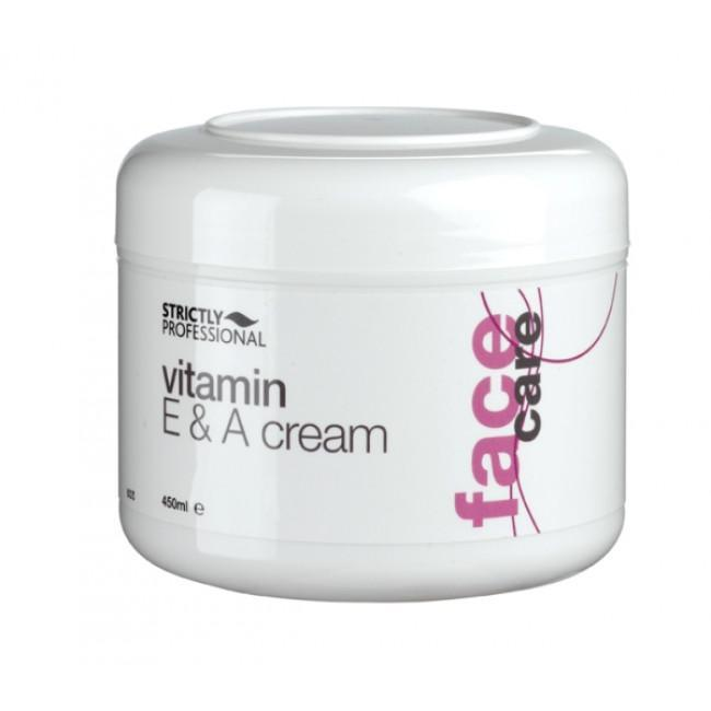 Just Care Beauty Products Strictly Professional Vitamin E  A Cream 450ml