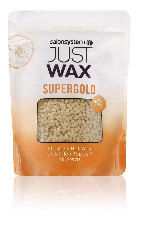 Just Wax Products Supergold Wax 700g