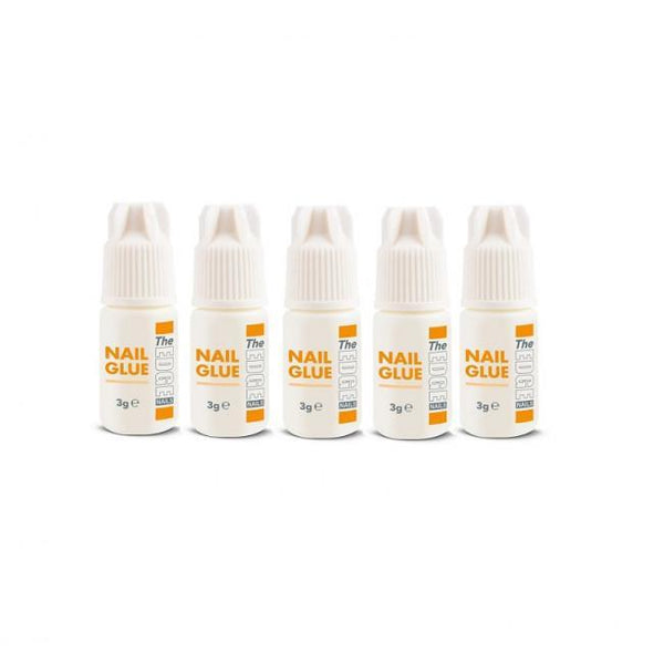Just Care Beauty Products The Egde Nail Glue Anti-Fungal 3g x 5