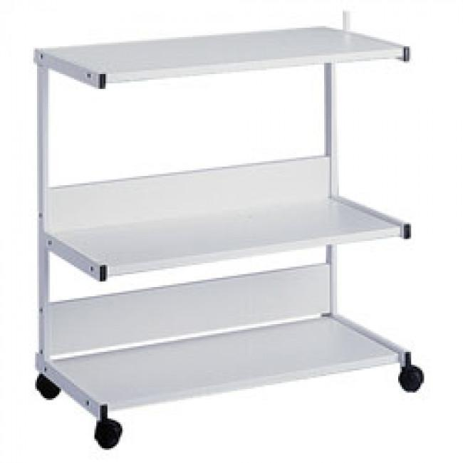 Just Care Beauty Furniture Trio Long Trolley